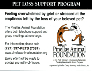 Pet Loss Support Program