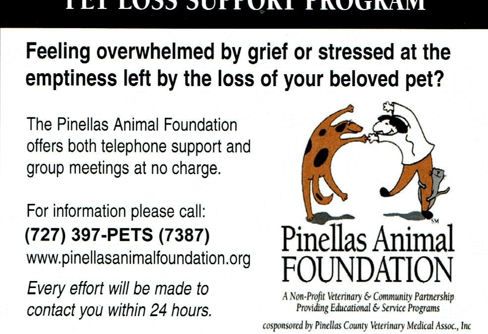 Pet Loss Support Program
